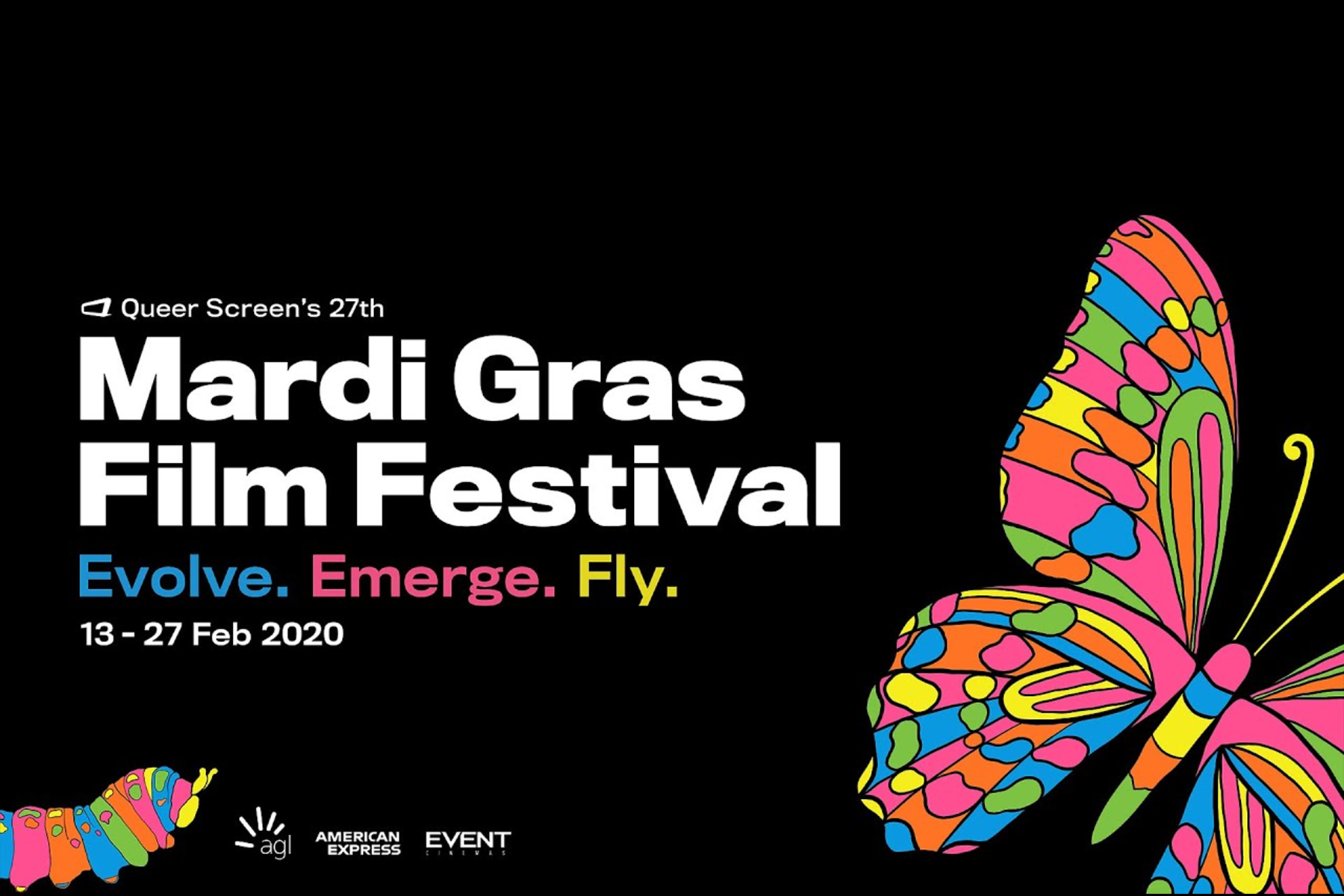 All On A Mardi Gras Day: Great Short Films From Australia's Mardi Gras Film Festival