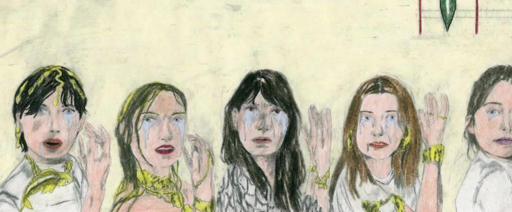 BLUE GIRLS, WHITE FEAR, dir. Marie Jacotey & Lola Halife-Legrand - France
